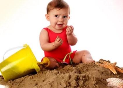 hvor mye veier sand