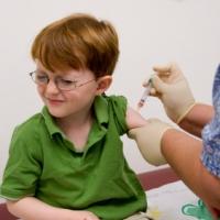 oppdaget vaksine mot polio